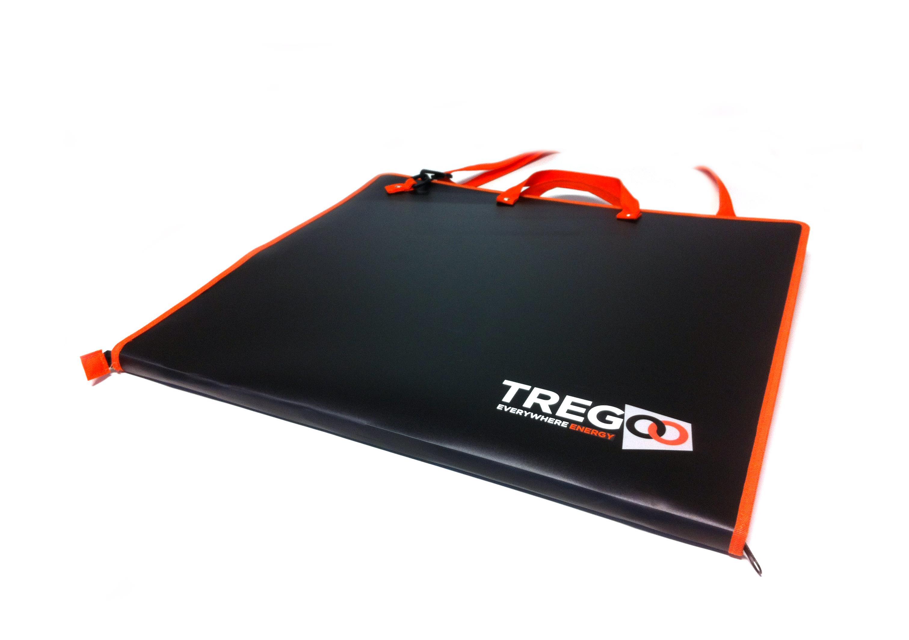 Pannello Solare Portatile Come Funziona : Hippy tregoo pannello solare portatile