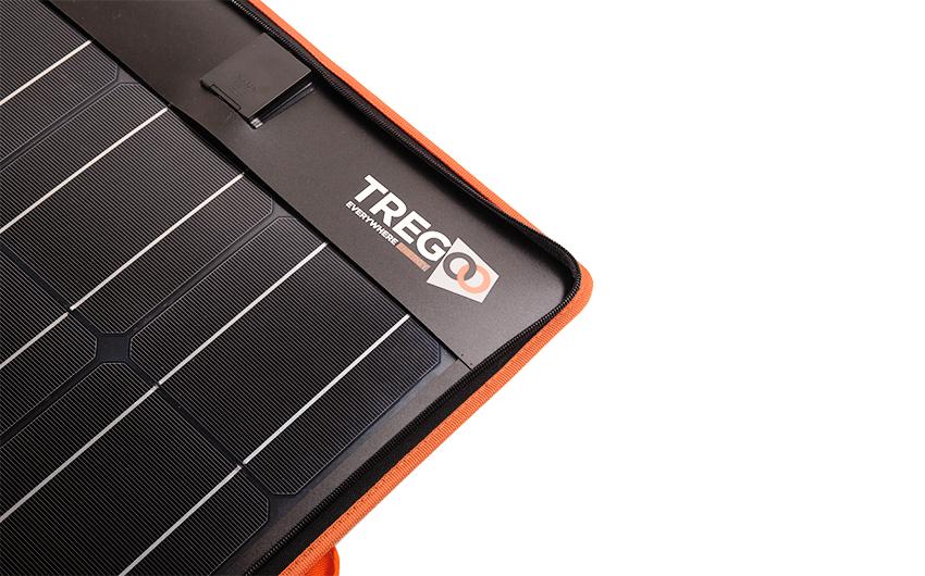 Pannello Solare Portatile Per Pc : Hippy tregoo pannello solare portatile