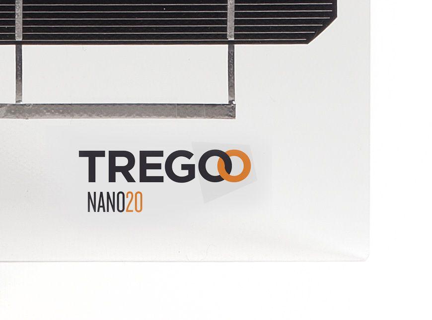 Pannello Solare Flessibile Calpestabile : Tregoo nano pannello solare flessibile sottile