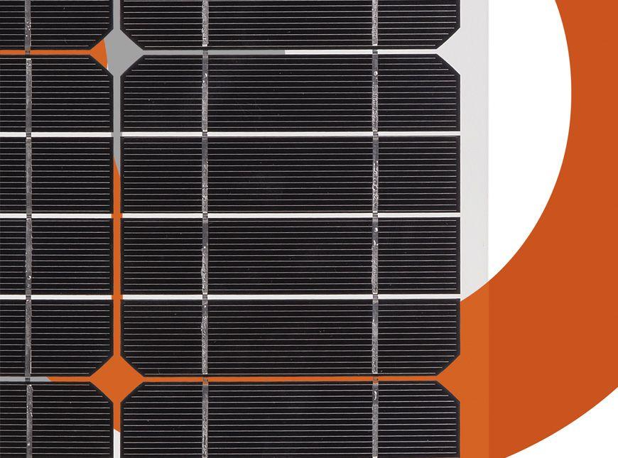 Fissaggio Pannello Solare Flessibile : Tregoo nano pannello solare flessibile sottile
