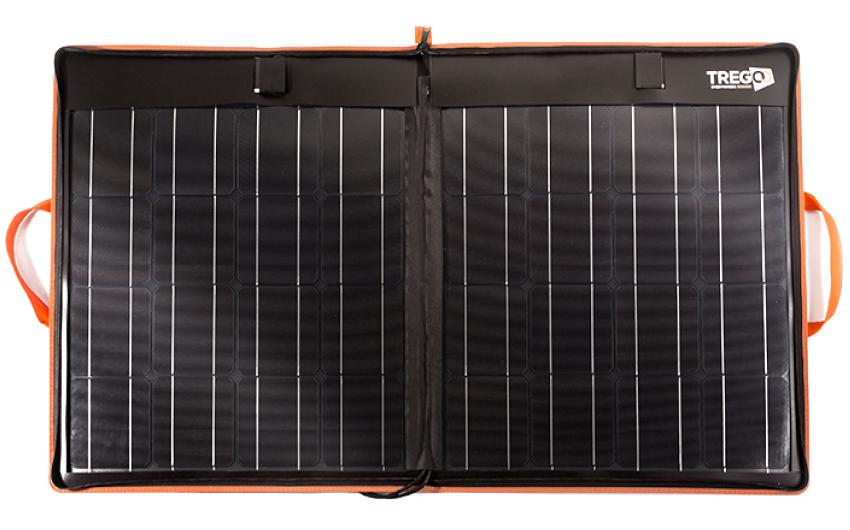 Pannello Solare Portatile Usato : Hippy tregoo pannello solare portatile