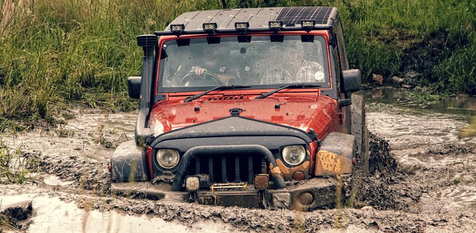 Jeep defender