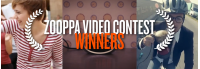 The winners of Zooppa contest