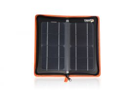 Hippy 10 Extreme is a 10W light and portable solar panel