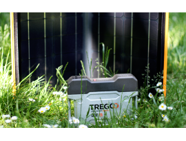 The Tregoo Power Station 40-120 is composed of Gecko 120 and HIPPY 40 Extreme