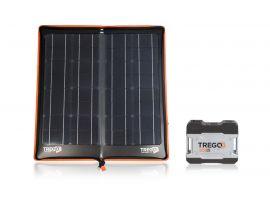 L'inverter del Gecko 120 ti consente di ricaricare dispositivi mobile, come il tuo notebook