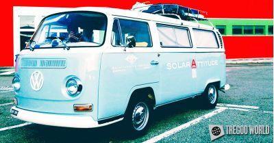 Camper Solare Solar Attitude