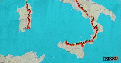 Lorenzo's Sentiero Italia