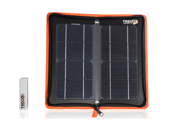 Tregoo 10-10 Extreme Solar Power Station