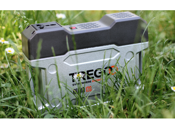 Gecko 120 is 120Wh Solar Power Pack
