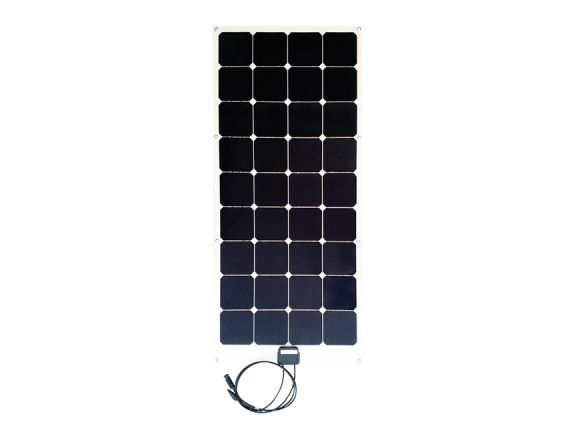 Pannello fotovoltaico da 120 Watt con celle SunPower